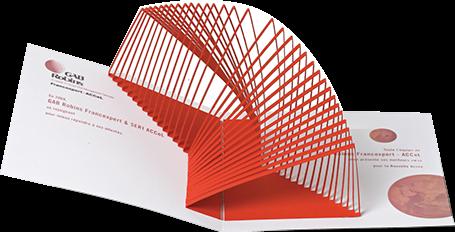 Origamic Architecture Carte Pop Up Batiment Lvation Dimmeuble
